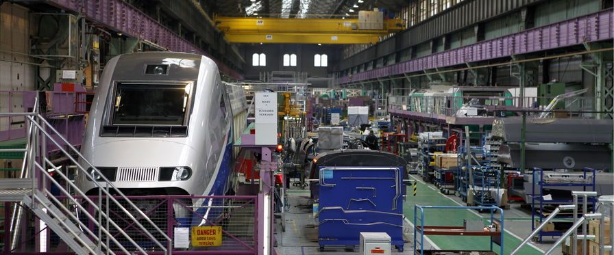 train factory