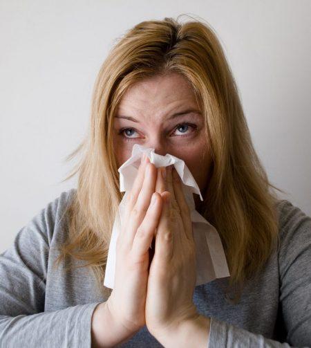 sick person
